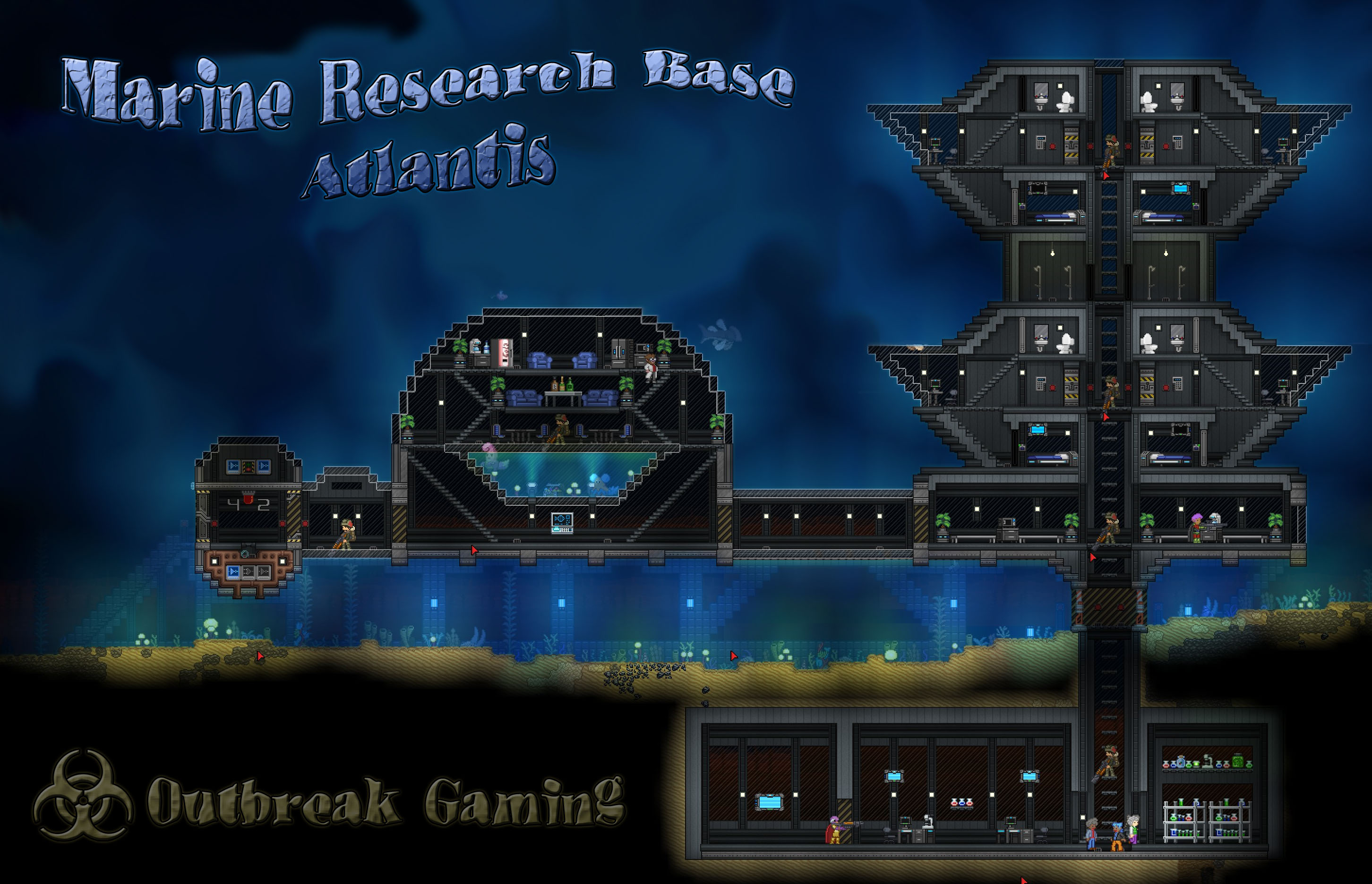Starbound – Outbreak Gaming